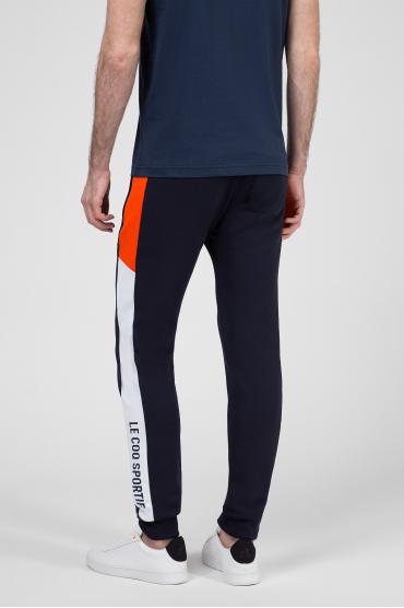 Мужские темно-синие спортивные брюки 3