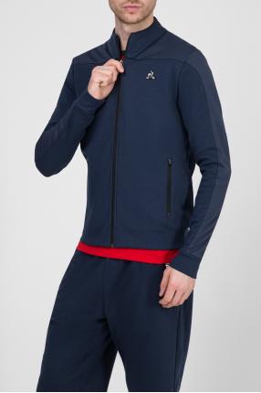 Мужская синяя спортивная кофта TECH 1