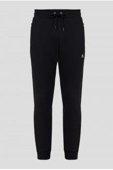 Мужские черные спортивные брюки TECH
