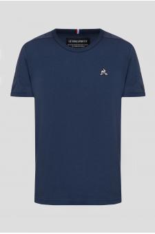 Мужская синяя футболка TECH