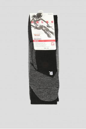 Женские лыжные носки с узором SK2