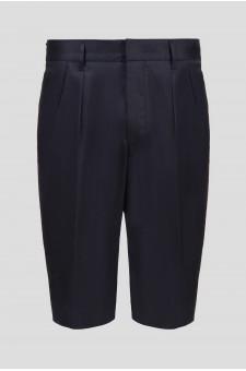 Мужские темно-синие шорты KIRIO
