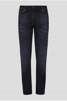 Мужские темно-синие джинсы DELAWARE