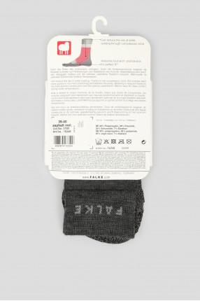 Женские серые носки для бега STABILL 1