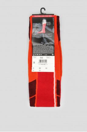 Мужские лыжные носки с узором ST4 WOOL 1