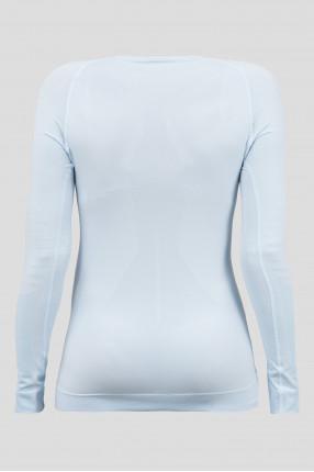 Женский голубой термореглан 1