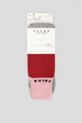 Женские лыжные носки SK2 WOOL