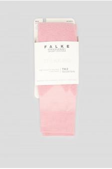Женские розовые лыжные носки TK MOUNTAIN