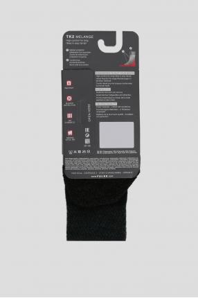 Мужские темно-зеленые треккинговые носки 1