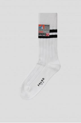 Мужские белые носки