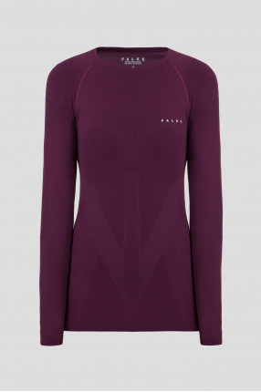 Женский фиолетовый термореглан WARM