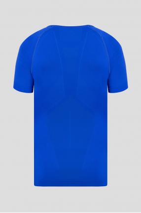 Мужская синяя термофутболка WARM 1