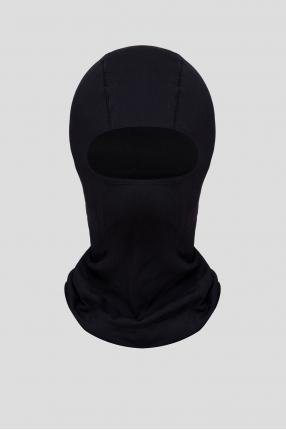 Мужская черная балаклава
