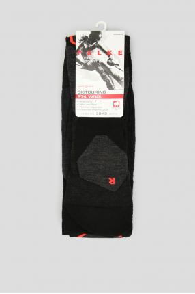 Женские лыжные носки с узором ST4 WOOL