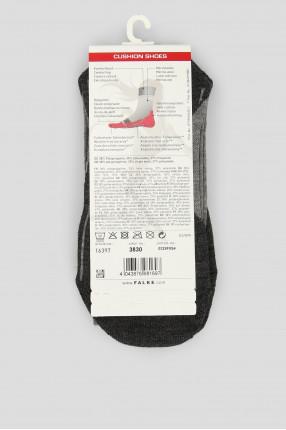 Женские серые носки для бега RU4 WOOL 1