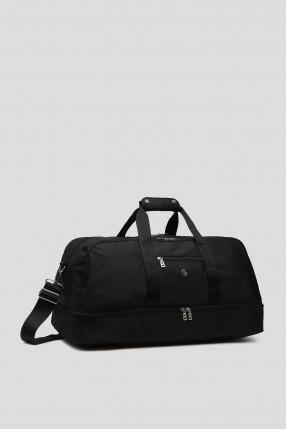 Черная дорожная сумка  1
