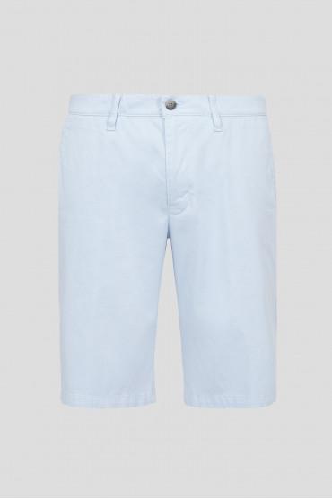 Мужские голубые шорты MIAMI-G 1