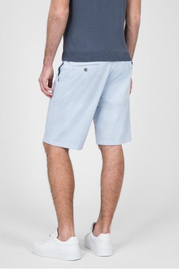 Мужские голубые шорты MIAMI-G 3