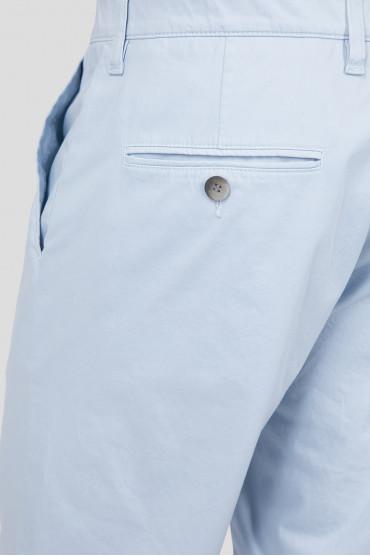 Мужские голубые шорты MIAMI-G 4