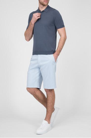 Мужские голубые шорты MIAMI-G 5