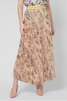 Женская плиссированная юбка 1