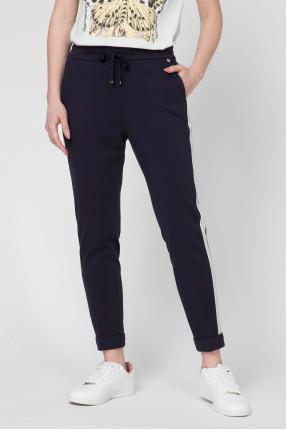Женские темно-синие брюки 1