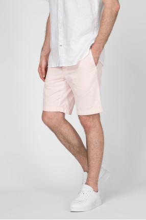 Мужские светло-розовые шорты 1