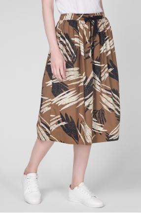 Женская юбка с узором 1