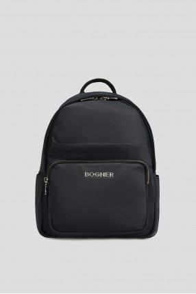 Женский темно-синий рюкзак