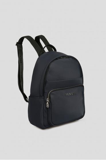 Женский темно-синий рюкзак 2
