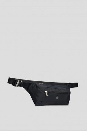 Темно-синяя поясная сумка 1