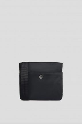 Темно-синяя сумка через плечо