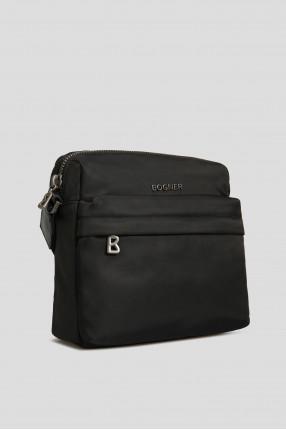 Черная сумка через плечо 1