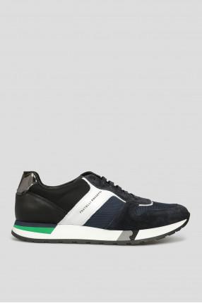 Мужские замшевые кроссовки
