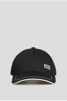 Мужская черная кепка