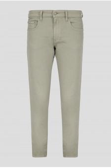 Мужские зеленые брюки Orange 63