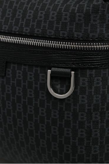 Мужской темно-серый рюкзак 6