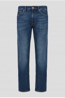 Мужские синие джинсы MAINE3