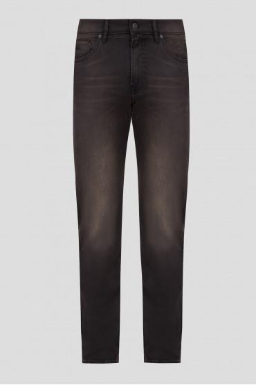 Мужские темно-коричневые джинсы 030 MAINE 1
