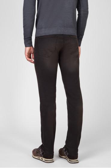 Мужские темно-коричневые джинсы 030 MAINE 3