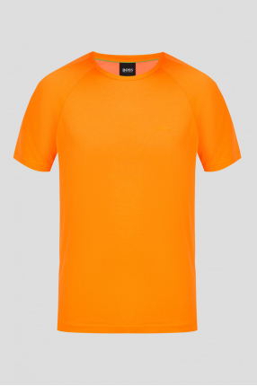 Мужская оранжевая футболка