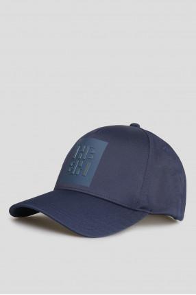 Мужская синяя кепка 1