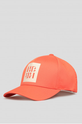 Мужская оранжевая кепка 1