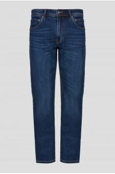 Мужские темно-синие джинсы VINTAGE WASH