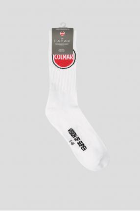 Мужские белые носки 1
