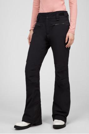 Женские черные лыжные брюки 1