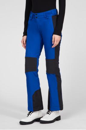 Женские синие лыжные брюки 1