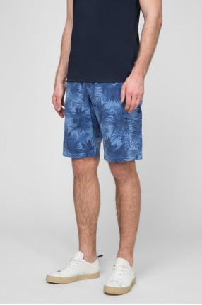 Мужские голубые шорты RAVY 1