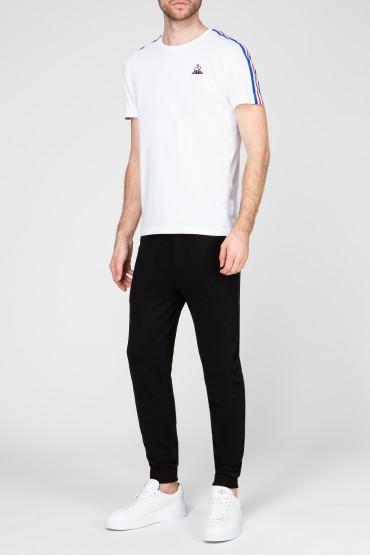 Мужские черные спортивные брюки 5