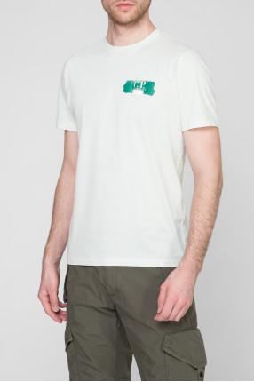 Мужская мятная футболка 1
